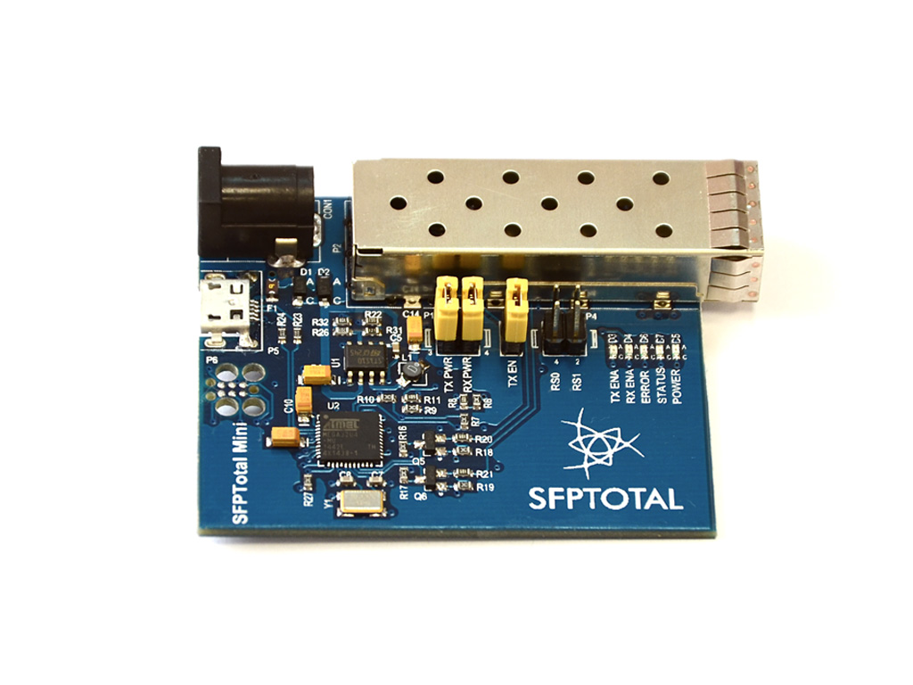 Programmer SFPTotal Mini for SFP and SFP+ transceivers